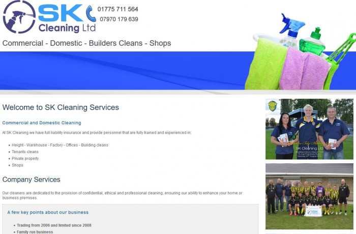 SK Cleaning Services Spalding