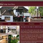 White Lodge guest house Spalding