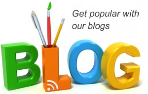 Popular blogging image